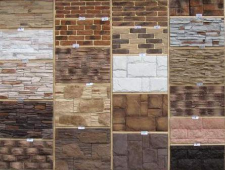 Напольная и настенная плитка из искусственного камня