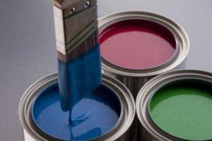 Масляные краски для внутренних работ
