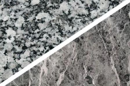 Гранит или мрамор: что лучше