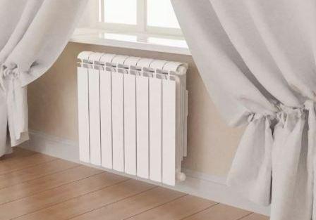 Радиатор отопления для малогабаритной квартиры
