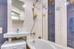 Ремонт ванной, фото