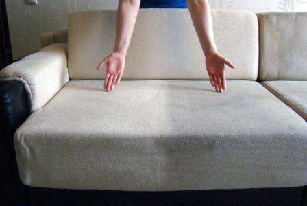 Плессень на мягкой мебели