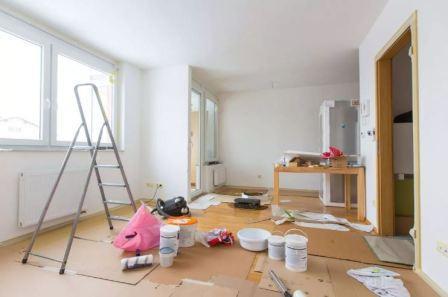 Капитальный ремонт квартиры или дома