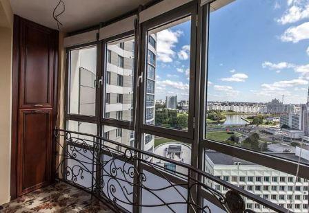 Витражное остекление лоджий и балконов