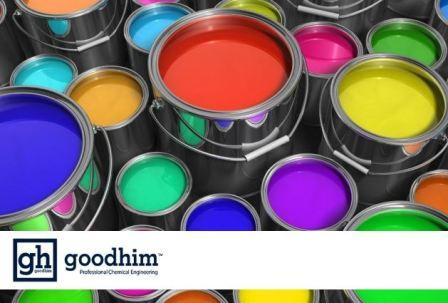 Акриловая краска Goodhim