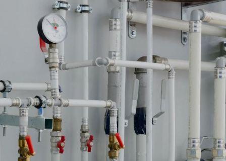 Разводка системы водоснабжения