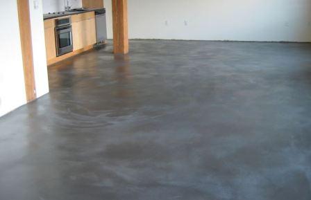 Чем утеплить пол из бетона
