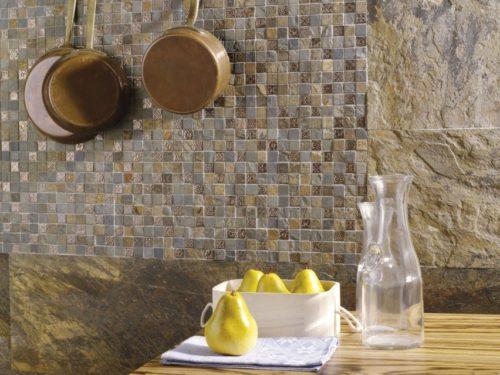 Натуральная каменная мозаика