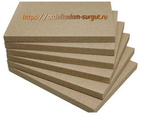 Плитный вермикулит – отличный звукоизоляционный материал для стен в квартире