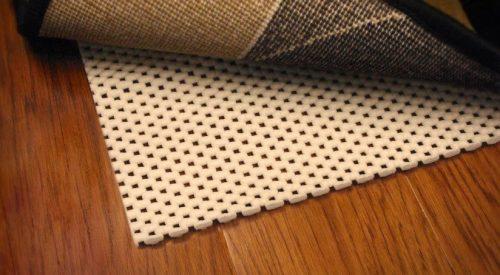 Полиуретановая подложка под ковролин на деревянный пол