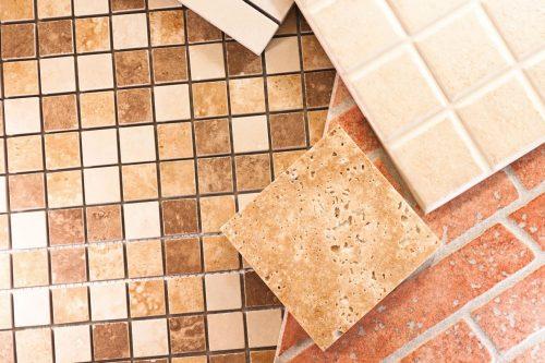 Керамическая плитка: особенности отделочного материала
