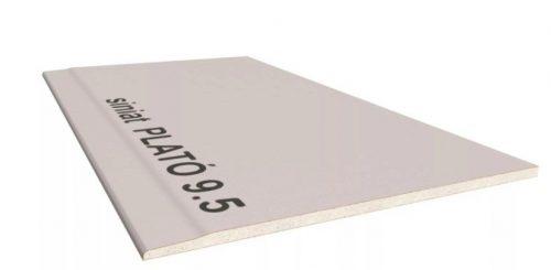 9,5 мм – толщина стандартного потолочного гипскартона