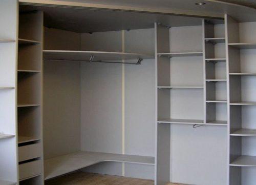 Встроенный гардероб