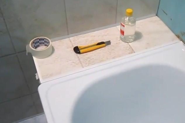 Обход ванны