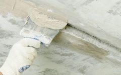 Как заделать швы на потолке между плитами