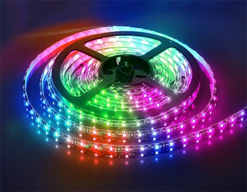 Лента RGB