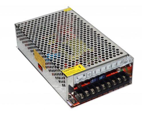 Многоканальный блок питания для светодиодных лент