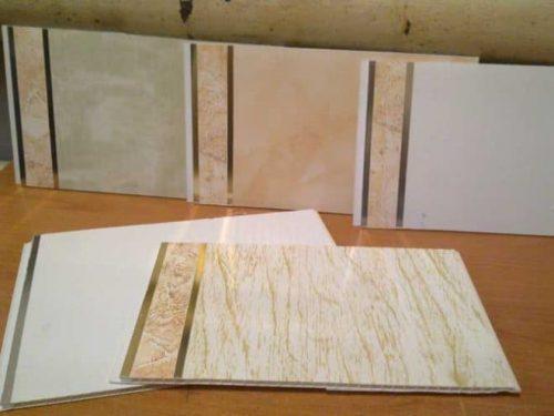 Панели ПВХ с офсетной печатью