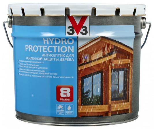 Антисептический состав для древесины на водной основе