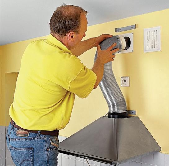 Как правильно сделать вытяжку в частном доме – соединяем оборудование с отдельным каналом