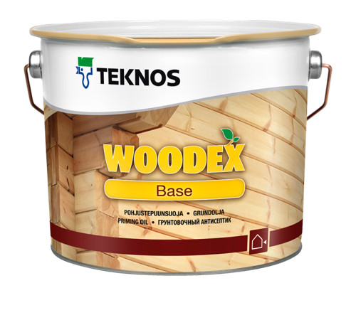 Лучшая защита для древесины