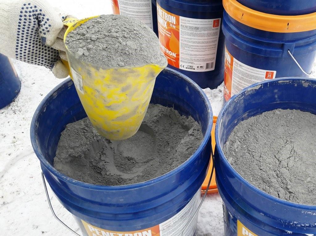 Добавки в бетон: необходимость применения, виды веществ