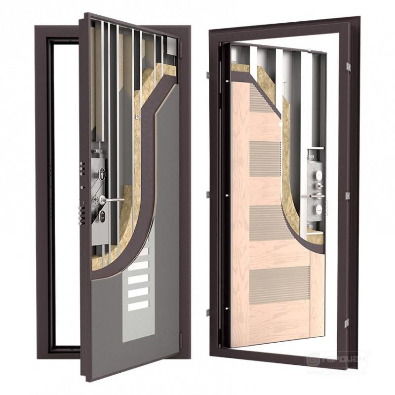 Двери с щумоизоляцией
