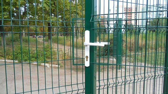 Качественный забор и виды секционных заборов