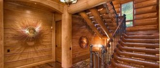 Отделка деревянного строения изнутри: советы специалистов
