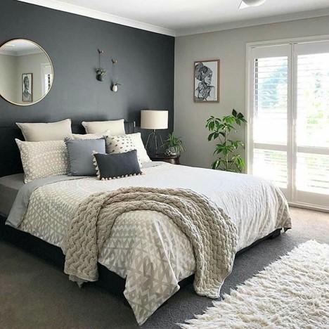 Как подобрать цвет краски для стен