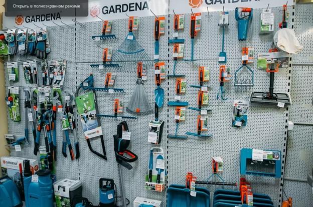 Техника и инструмент Gardena: отличное решение для ухода за садом и огородом